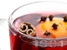 Рецепта Глювайн - греяно вино с канела, карамфил, черен пипер и коняк